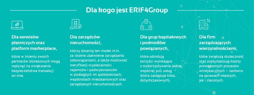 Dla kogo jest ERIF4Group