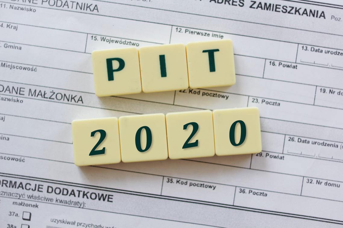 Jak obliczyć podatek PIT?